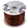 Rattail Cord 1mm Light Chocolate